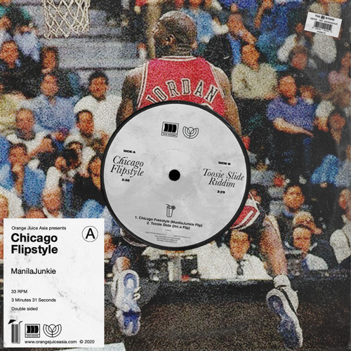 ManilaJunkie - Chicago Flipstyle (Flip) w/ Bonus Track