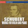 Sonatina In G Minor Op. 137 No. 3, D 408 - Menuetto