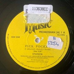 Stanza - Pick Pocket [South Africa, 1988]