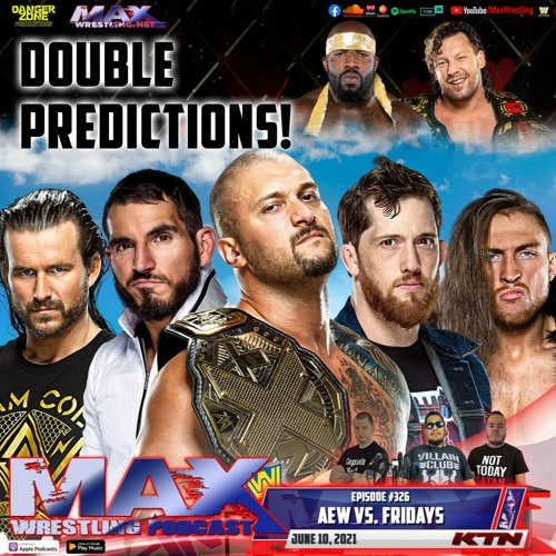 #326: Against All Odds & In Your House predictions ¦ AEW's Friday night death slot ¦ NWA & ROH