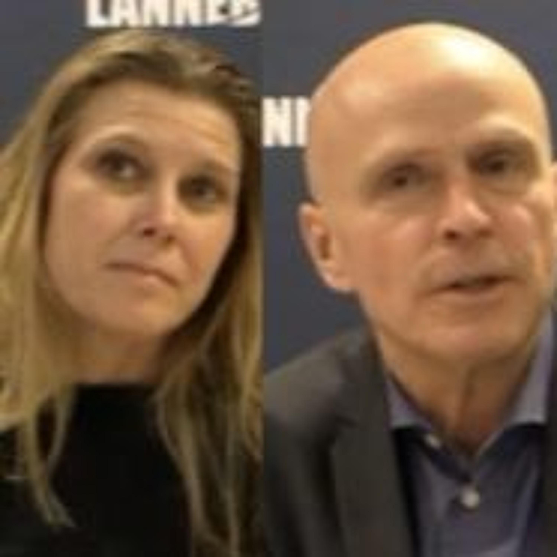 Lannebo: Börsen är extremt tematisk (24/2 - 2021)