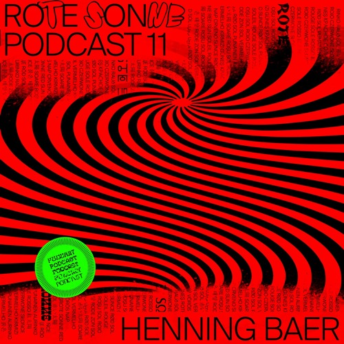 Rote Sonne Podcast 11 | Henning Baer