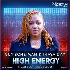 Guy Scheiman, Inaya Day - High Energy (Moussa Vocal Mix)