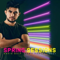 Spring Sessions (Promo Podcast David Bolt 2021)