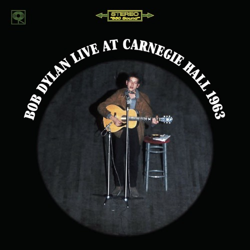 The Times They Are A-Changin' (Live at Carnegie Hall, New York, NY - October 1963)