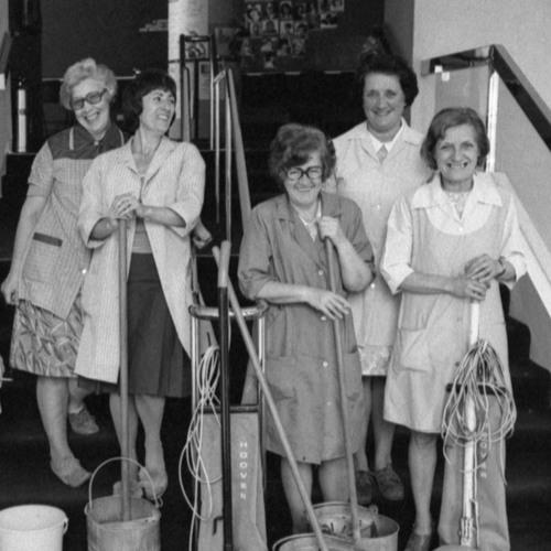 Women of Bristol Old Vic | Sound Installation