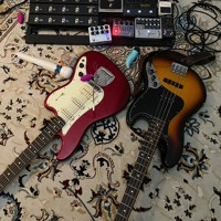 improv feat joanna bullet, hitachi magic wand, and 2 electric basses (excerpt)