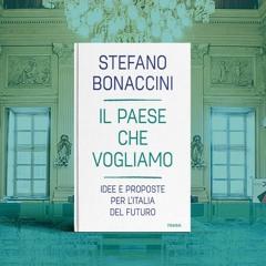 """📚 Stefano Bonaccini: """"Il paese che vogliamo"""" (Piemme)"""