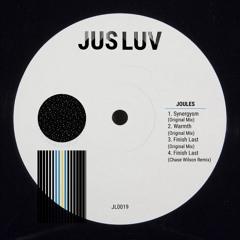 Premiere : Joules - Synergysm [JL0019]