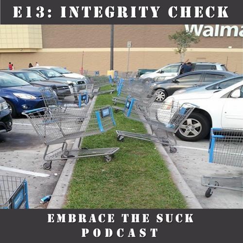 S1E13: Integrity Check (Quarantine Edition)