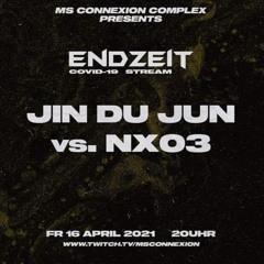 Jin du Jun vs. NX03 COVID19-Stream @Ms Connexion