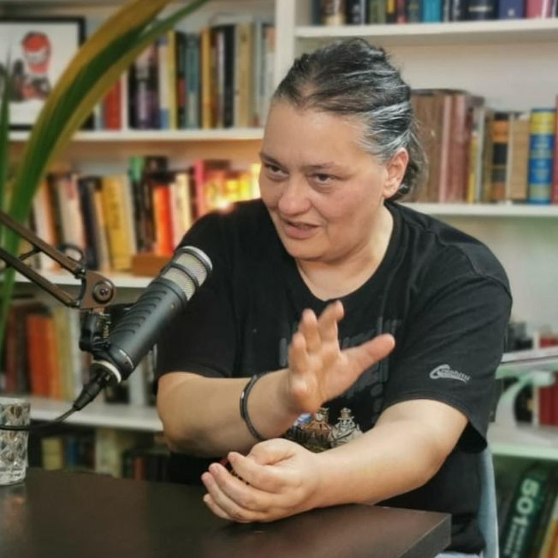 Podcast 026: Aleksandra Nikšić (BBC Srbija)