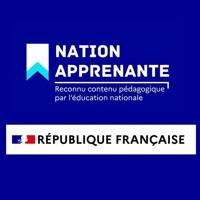 Quart d'heure radio et Nation Apprenante (ITW France Bleu Azur)