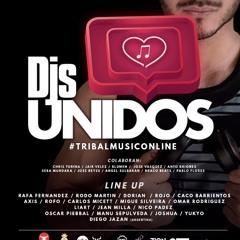 MIGUE SILVEIRA [Streaming Set] DJs Unidos
