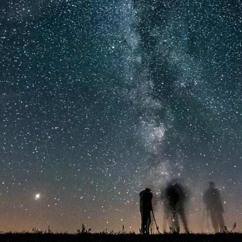 Sternengucker: Astronomie als Hobby (zu Gast im rbb Inforadio)