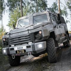 Armoured Truck (Azanda Mix) (Mp3)