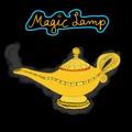 Andrew Applepie Magic Lamp Artwork