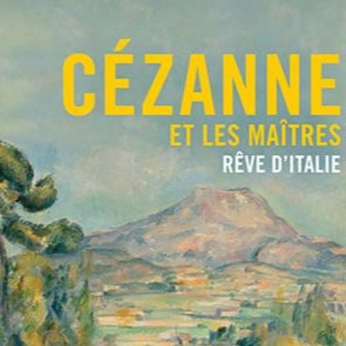 Cézanne et les maîtres, rêve d'Italie