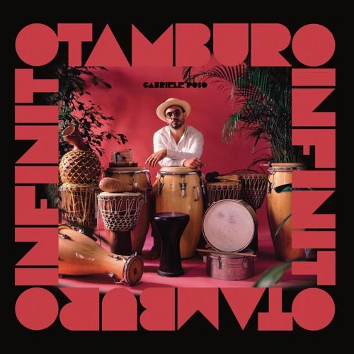 Gabriele Poso - Tamburo Infinito LP