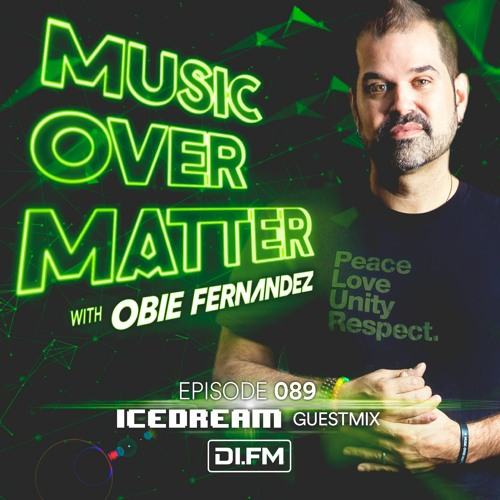 Music Over Matter 089 Gas Phase Guestmix @ di.fm DJ Mixes Channel