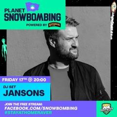 'Snowbombing' DJ Stream (recording)