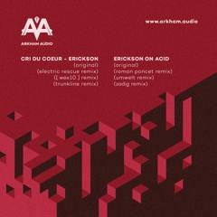 Cri du Coeur - Erickson /on acid/ + remixes
