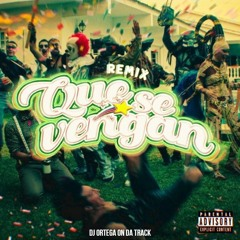 Funzo & Baby Loud - Que Se Vengan (Remix DJ Ortega) | Mambo, Merengue, Reggaeton | 2021