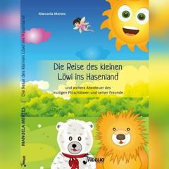 """#1K """"Die Zahnfee"""" aus """"Die Reise des kleinen Löwi ins Hasenland"""" - ab 4 bis 9 Jahre - Manuela Mertes"""
