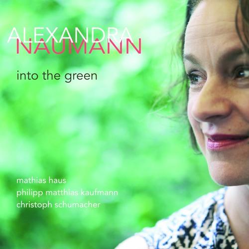 CD Teaser Alexandra Naumann - Into The Green