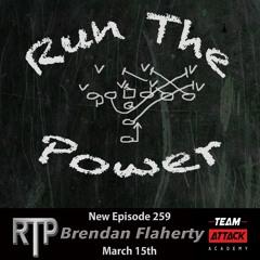 Brendan Flaherty - TE's QC at Vanderbilt University Ep. 259