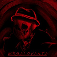 M.E.G.A.L.O.V.A.N.I.A - Underfell (Metal Swing Cover)