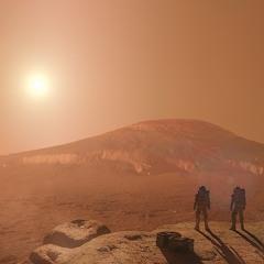 Mars's Voice
