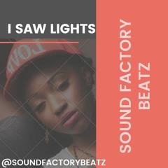 I SAW LIGHTS prod: Sound Factory Beatz