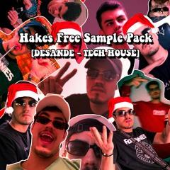Free Sample Pack [DESANDE / TECH HOUSE] FREE DOWNLOAD
