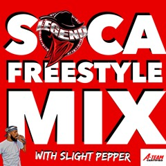 SOCA FREESTYLE MIX WITH SLIGHT PEPPER