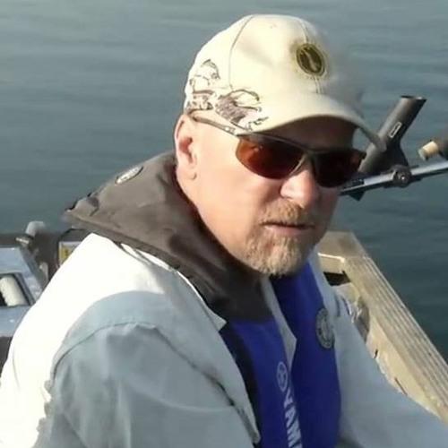 125 Steve Maricle, Small Lakes Biologist/Guide, Kamloops, BC