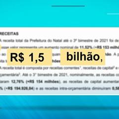 Campanha do SINTE/RN aponta que Prefeitura de Natal tem dinheiro para atualizar o Piso
