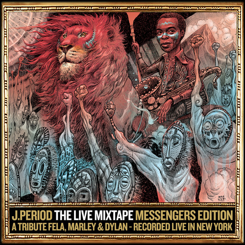 The Live Mixtape: Messengers Edition [Broadcast Version]