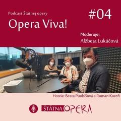 Opera Viva! #4: Kto sú naši diváci?