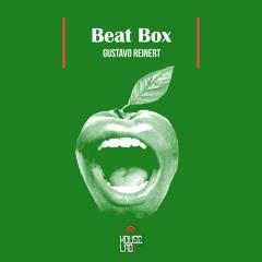 HRL010: Gustavo Reinert - Beat Box (Extended) - Prewiew
