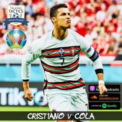 EURO 2020 | Cristiano v Cola