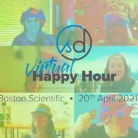 Boston Scientific | Virtual Happy Hour | 20 Apr 2021 | SongDivision