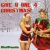 (I'd Like To) Give You One 4 Christmas (Karaoke)