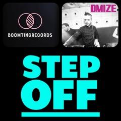 Mr D - Step Off (Dmize Refix) BoomTing Records