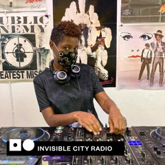 Pursuit Grooves on Invisible City Radio 2021-08-13