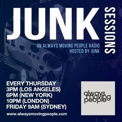 18/03/21 JUNK Sessions on www.alwaysmovingpeople.com (USA)