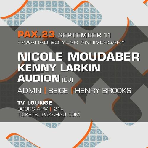 ADMN @ Paxahau 23 Year Anniversary - TV Lounge - 09-11-21