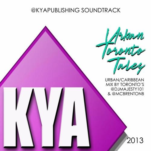 Kya Publishing's URBAN TORONTO TALES Soundtrack by DJ Majesty (2013)