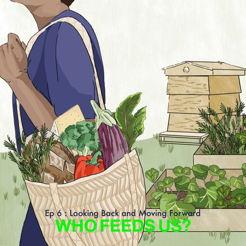 """""""Who feeds us?"""" Episode 6: Looking back and moving forward"""