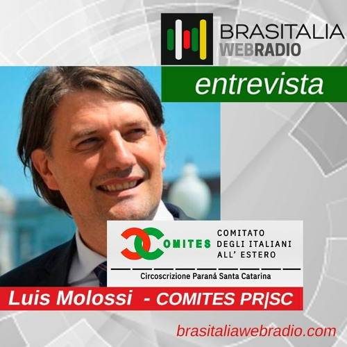 Brasitalia Entrevista Luis Molossi - Comites PR - SC